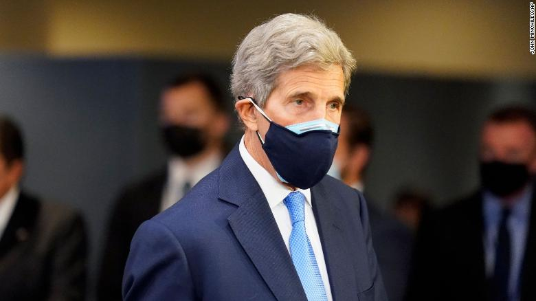 John Kerry says emissions cuts are 'do-able' as ministers wrap last meeting ahead of COP26