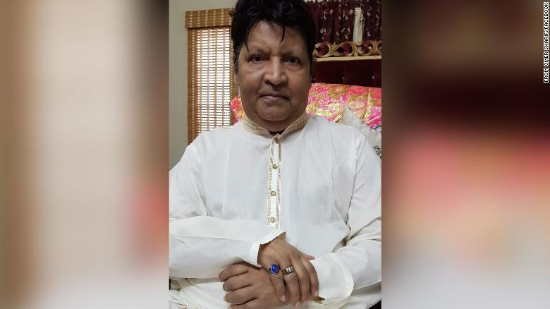 Pakistani comedian Umer Sharif passes away at age 66 in Germany