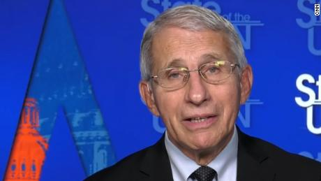 The Covid-19 vaccine commands functioning, says Dr. Anthony Fauci