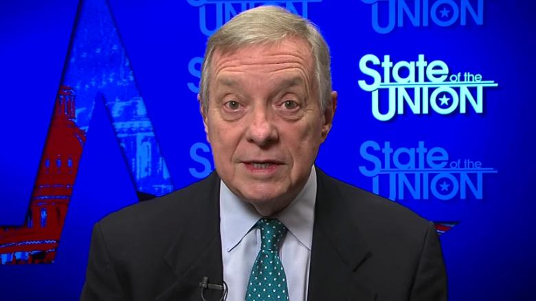 Durbin on impending debt ceiling deadline: 'We're gonna get this done'