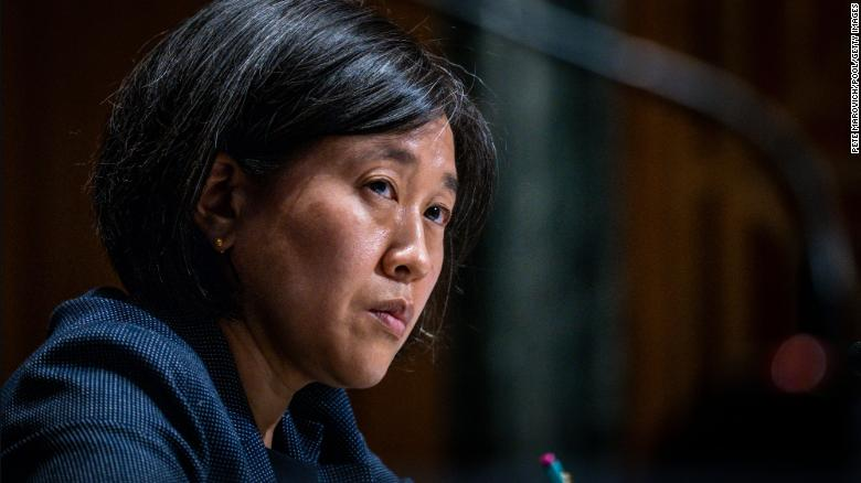 US Trade Rep Katherine Tai to condemn China's 'unfair trade practices'