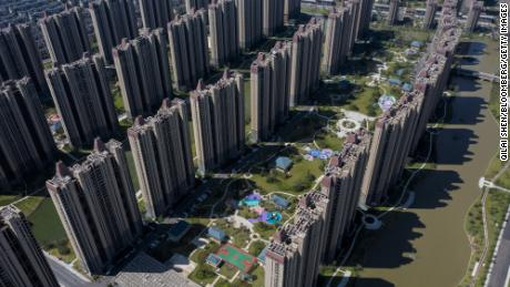 Evergrande could be on the verge of selling its property management unit to raise money