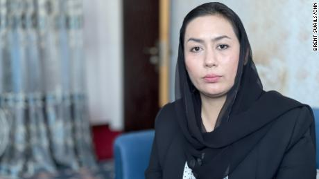 Activist Sahar Sahil Nabizada refuses to stop organizing protests despite being threatened repeatedly.