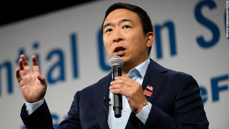 Andrew Yang is 'breaking up' with the Democratic Party and is now an independent