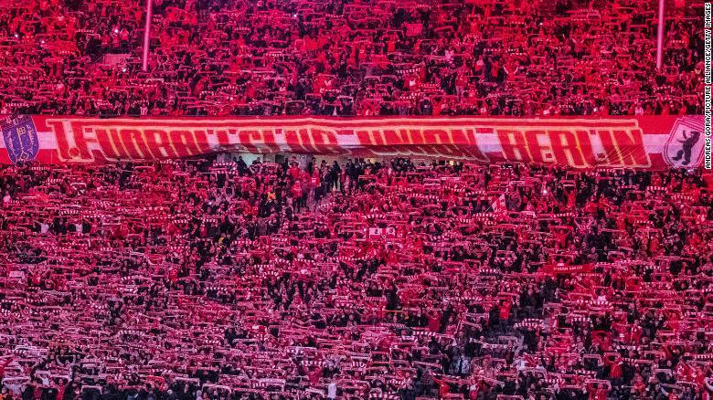 Union Berlin apologizes over anti-Semitic incidents at match against Maccabi Haifa