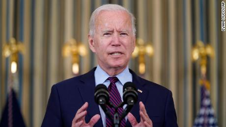 Biden says he cannot guarantee creditworthiness due to fraud, intimidation and embarrassment.  GOP opposition