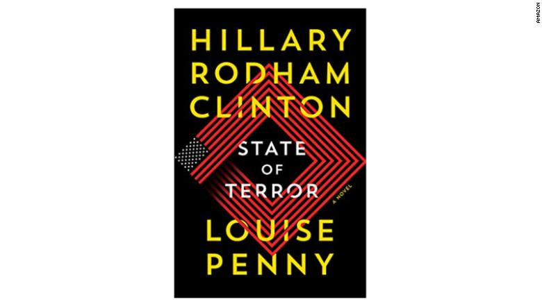 Hillary Clinton tries her hand at a thriller in new novel