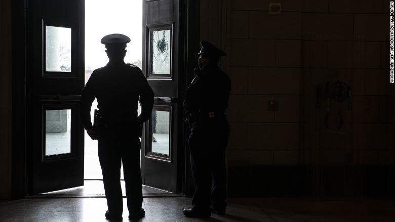 Capitol Hill security forces will be able to report problems anonymously to House committee
