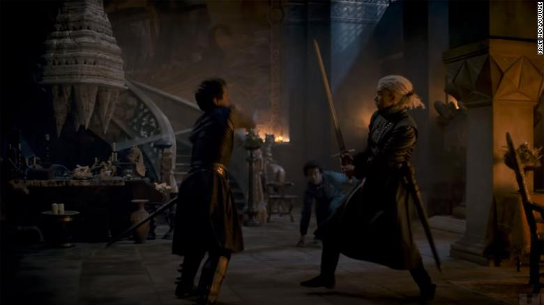 'Game of Thrones' prequel official teaser is here