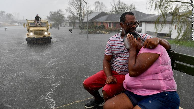 Post-disaster trauma's impact is the missing piece of the climate crisis conversation