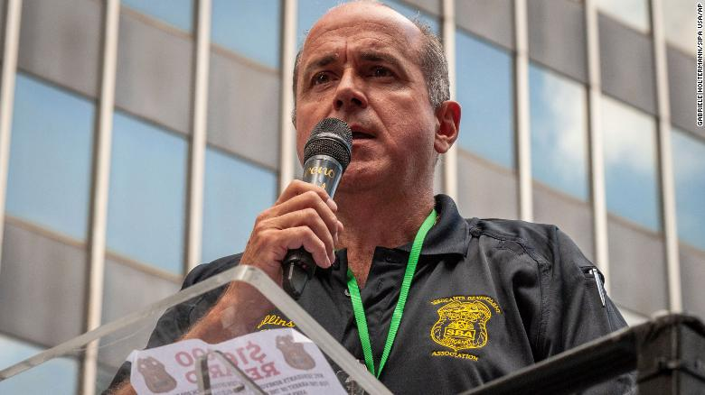 FBI raids headquarters of NYPD sergeants union and home of its president