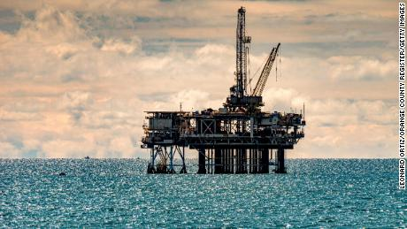 """America's offshore oil infrastructure is aging.  """"We don't know there is a problem until there is a problem."""