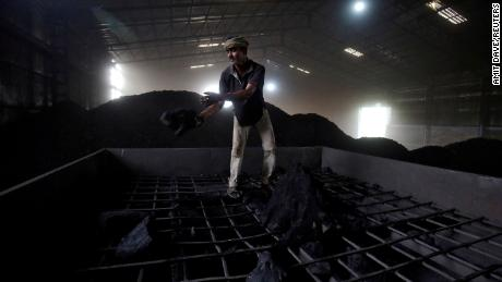 India's power plants are running dangerously short of coal
