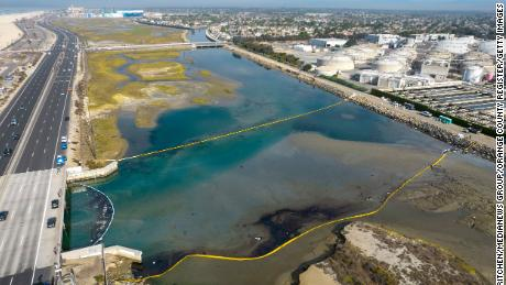 A timeline of the California oil spill, from the first report to the cleanup