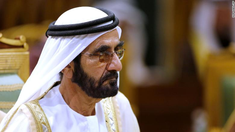 UK high court finds Dubai's Sheikh Mohammed hacked ex-wife's phone using spyware