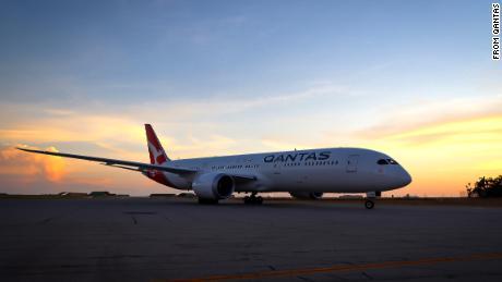 Η πτήση επιστροφής από την Qantas στο σπίτι επιστρέφει παγκόσμιο ρεκόρ πτήσης