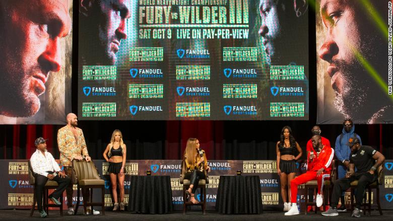 Tyson Fury vs. Deontay Wilder: How to watch trilogy fight between heavyweight stars to settle rivalry