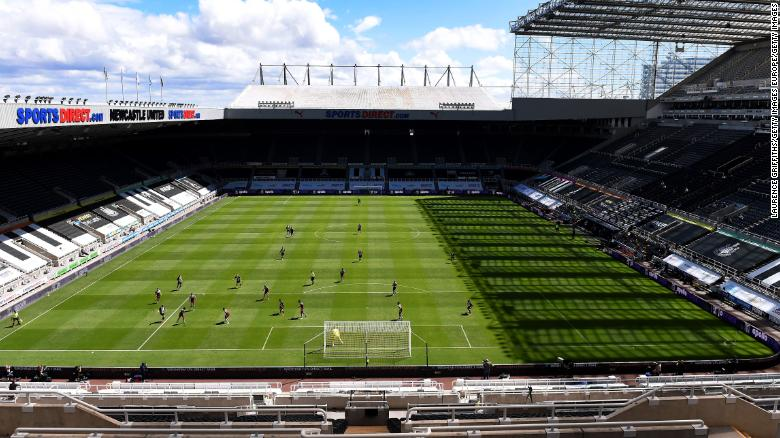 Newcastle United's takeover by Saudi Arabian-backed consortium agreed