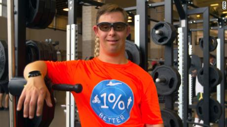 """Chris Nikic is using his """"1 percent better"""" training methodology to prepare for the 2022 IRONMAN World Championship."""