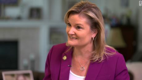 State Senator Cindy Holscher