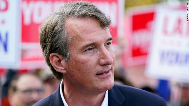 Who is Glenn Youngkin, the Republican gubernatorial candidate in Virginia?