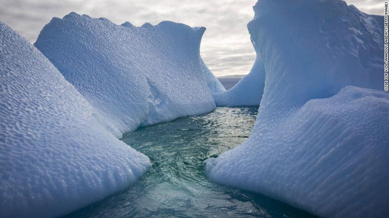 Antarctica's last 6 months were the coldest on record