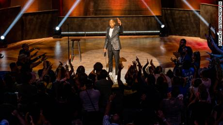 Netflix standing by Dave Chappelle and 'The Closer'
