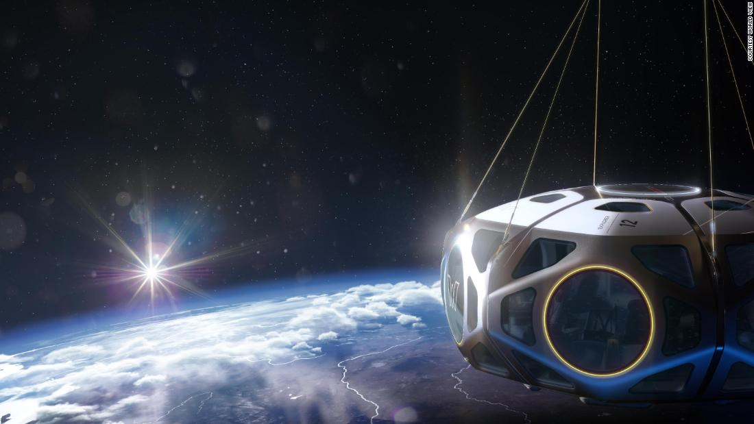 , Edge-of-space balloon trips to cost $50,000, The World Live Breaking News Coverage & Updates IN ENGLISH