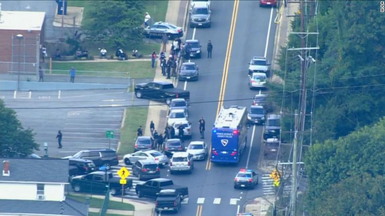 2 shot dead at senior living facility in Maryland's Prince George's County, police say