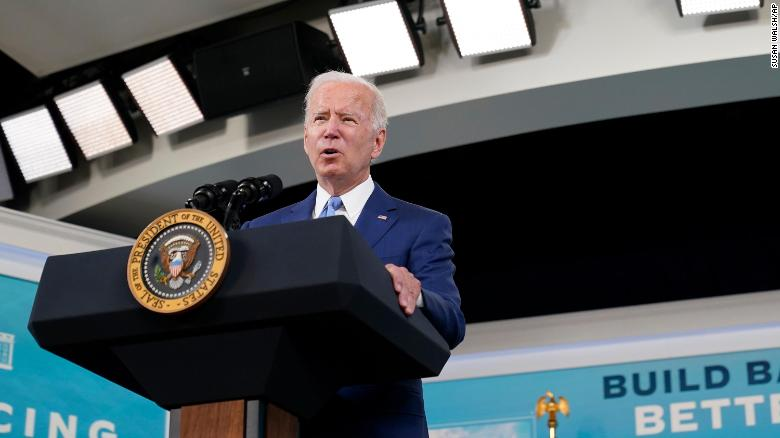 Biden to LGBTQ Americans on National Coming Out Day: 'You are loved and accepted just the way you are'