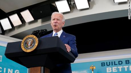 The sense of urgency takes over the White House and Biden faces crises on many fronts