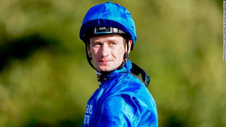 Top jockey Oisin Murphy takes 'full responsibility' after failing breathalyzer test ahead of race