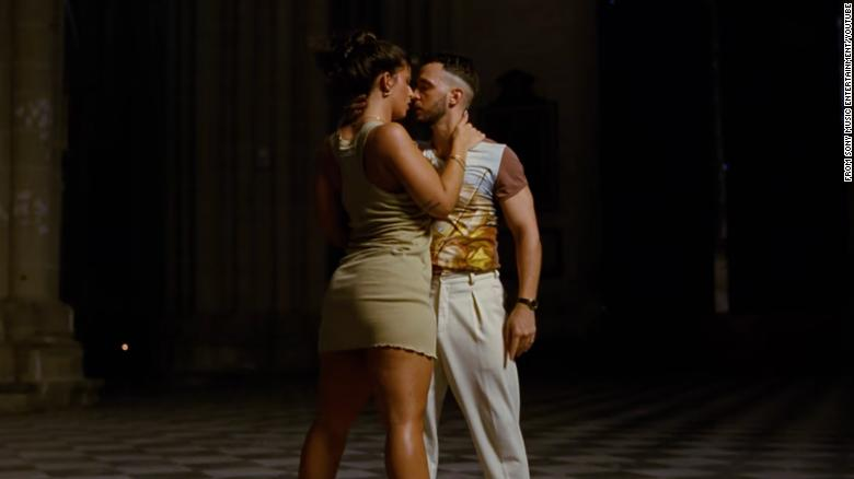 Spanish archbishop apologizes for steamy music video filmed in Gothic cathedral