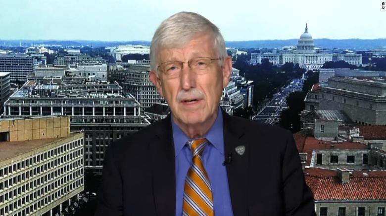 NIH director makes plea to evangelical Christians
