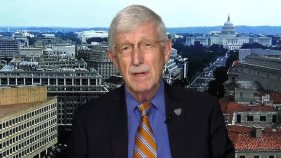 Image for NIH director makes plea to evangelical Christians