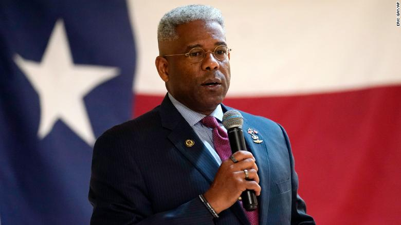 Republican gubernatorial candidate Allen West says he has Covid-19