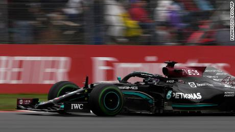 Hamilton was unhappy with his team's race strategy in the Turkish Grand Prix's closing stages.