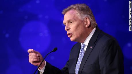 McAuliffe downplays remark that Biden is dragging down Democrats' chances in Virginia gubernatorial race