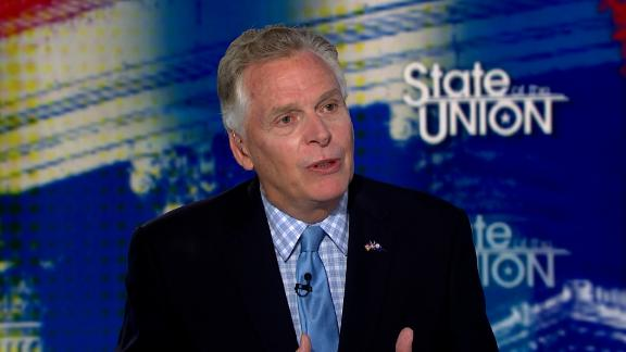Image for Terry McAuliffe to Democrats: Get it done, do your job