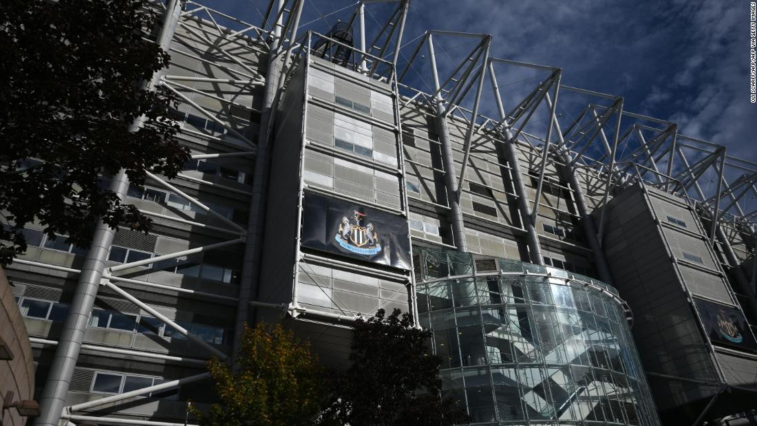 LGBT+ fan groups alliance criticises Newcastle takeover