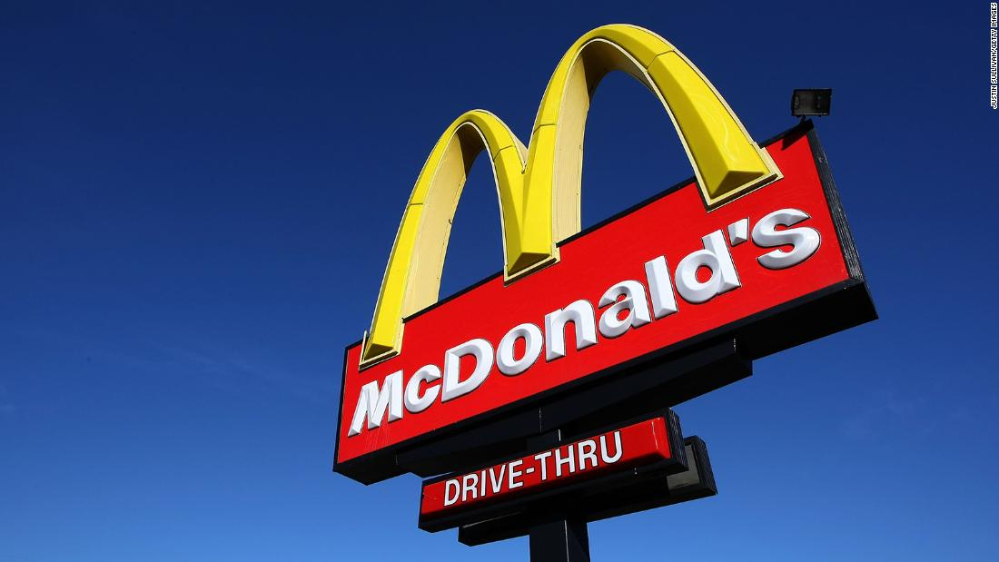 McDonald''s is offering free ''Thank You'' meals to teachers across the country