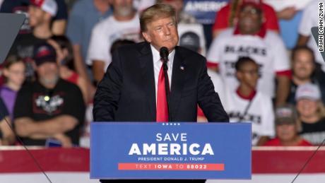 La manifestation la plus inquiétante de Trump à ce jour