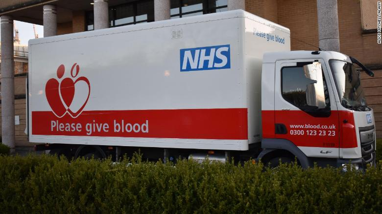 England to remove another 'discriminatory' barrier to blood donation