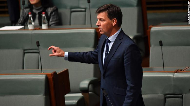 Australia's energy minister dismisses call for tougher carbon emission limits on polluters
