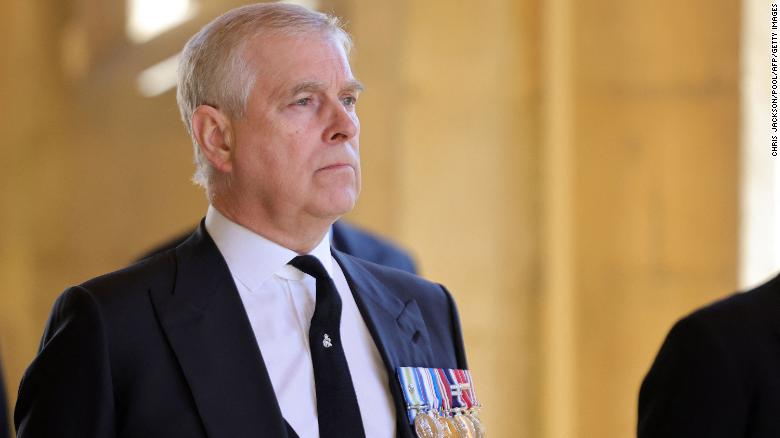 London police taking 'no further action' over Prince Andrew review