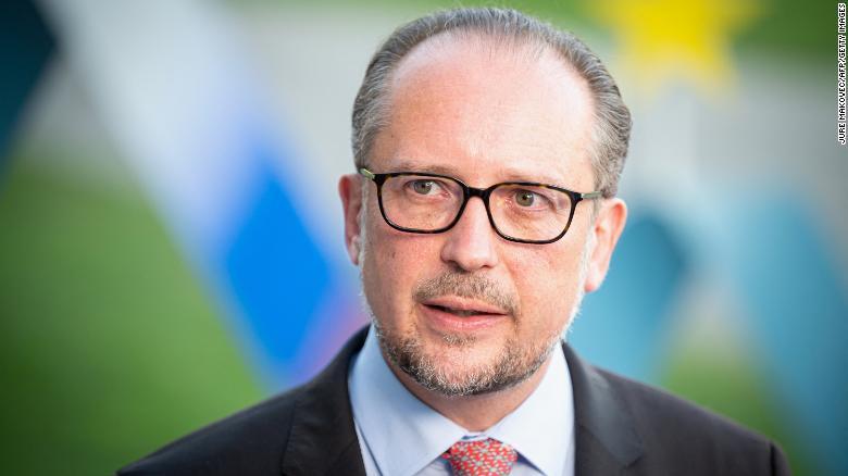 Alexander Schallenberg sworn in as Austria chancellor after Sebastian Kurz quits amid corruption inquiry