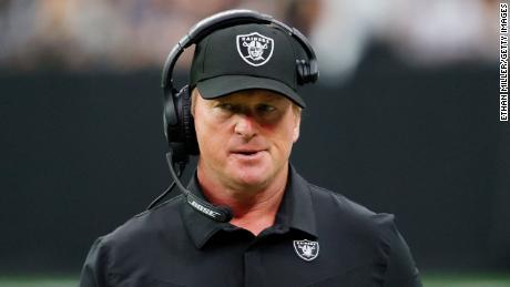 NFL veteran Ryan Russell says Jon Gruden's resignation is not enough