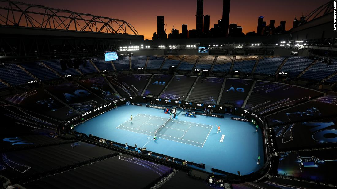 Australian Open: Unvaccinated players can compete after quarantine -- report - CNN