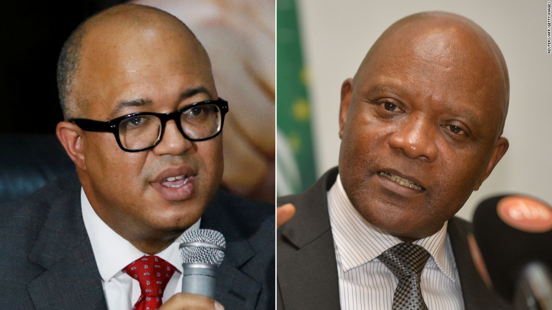 Two of Africa's Covid experts are leaving the continent. Is this a brain drain or gain for Africa?