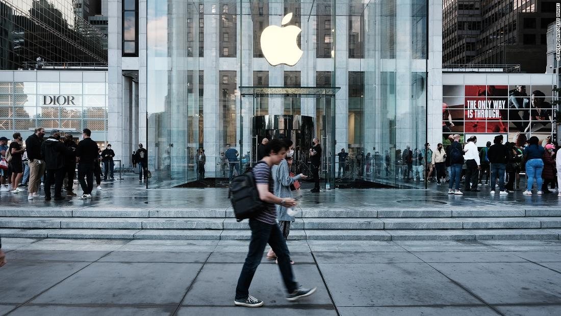 Apple plans Oct. 18 event where it's expected to focus on new MacBooks